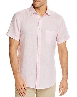 Rodd & Gunn - Ellerslie Linen Textured Classic Fit Button-Up Shirt