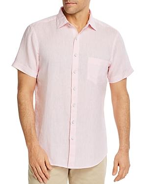 Rodd & Gunn Ellerslie Linen Textured Classic Fit Button-Up Shirt