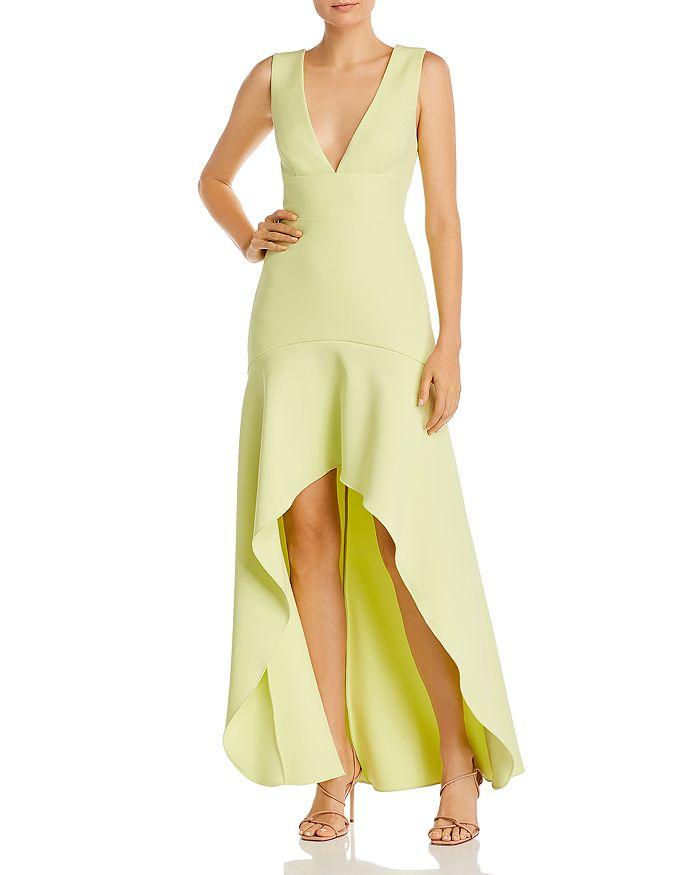 BCBGMAXAZRIA - High/Low Gown