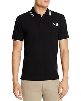 McQ Alexander McQueen - Chester Cotton Tipped Regular Fit Polo Shirt - 100% Exclusive