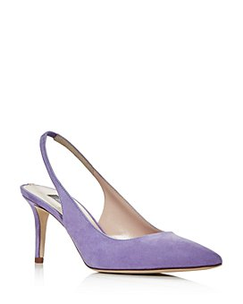 SJP by Sarah Jessica Parker - Women's Simplicity Slingback Pointed-Toe Pumps