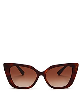 Valentino - Women's Cat Eye Sunglasses, 56mm