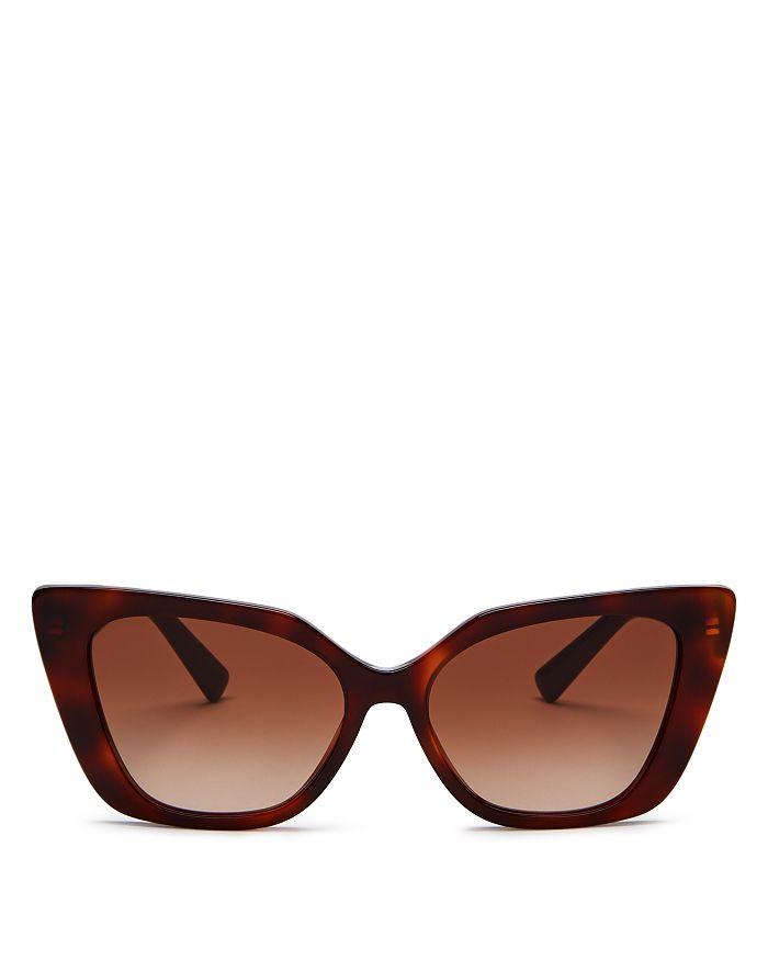 Valentino - Women's Cat Eye Sunglasses, 56mm