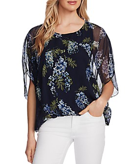 VINCE CAMUTO - Weeping Willows Blouse - 100% Exclusive