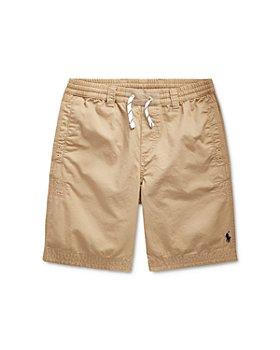 Ralph Lauren - Boys' Cotton Rugby Shorts - Little Kid, Big Kid