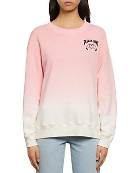 Sandro - Gypsy Ombre-Effect Sweatshirt