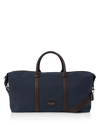 Ted Baker - MXB Ruisse Faux Nubuck Holdall