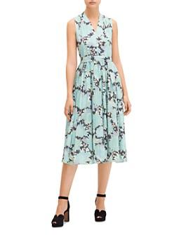 kate spade new york - Bloom Burnout Midi Dress
