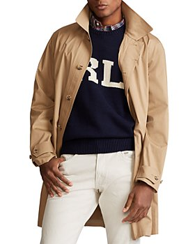 Polo Ralph Lauren - Twill Walking Coat