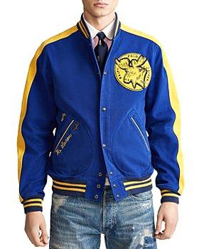 Polo Ralph Lauren - Sportsman Cotton Baseball Jacket