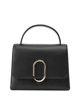 3.1 Phillip Lim - Alix Mini Top-Handle Leather Satchel