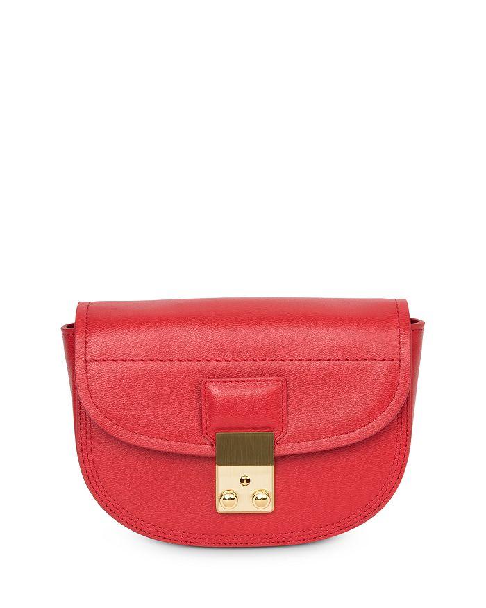 3.1 Phillip Lim - Pashli Mini Leather Saddle Belt Bag