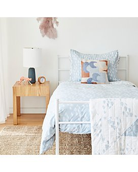 Lewis Home - Inverse Seaweed Bedding Collection