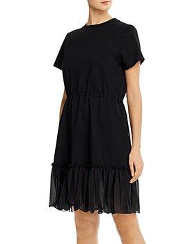 See by Chloé - Ruffled T-Shirt Dress