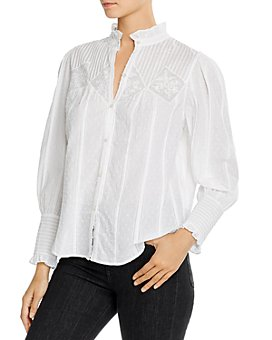 Rebecca Taylor - Kelsey Ruffled Blouse