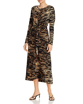 Lyssé - Bryant Zebra-Print Dress