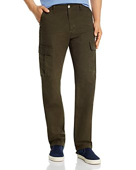 Wax London - Slim Fit Cotton Twill Cargo Pants