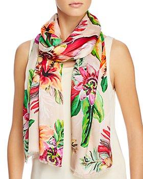 Echo - Paradise Floral Tubular Wrap