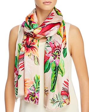 Echo Paradise Floral Tubular Wrap
