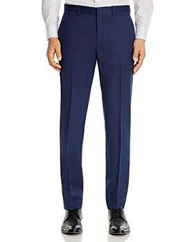 Theory - Mayer Micro-Birdseye Slim Fit Suit Pants