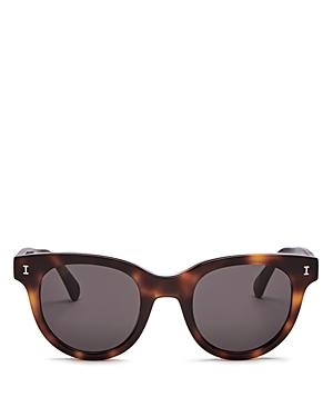 Illesteva Women's Sicilia Cat Eye Sunglasses, 49mm