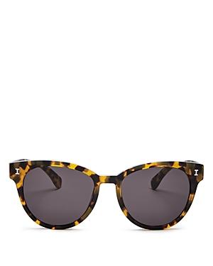 Illesteva Women's York Cat Eye Sunglasses, 55mm