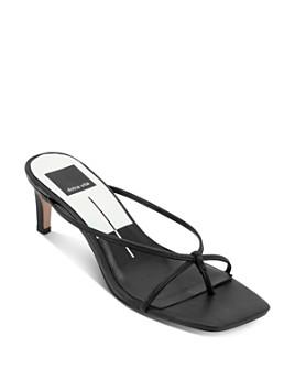 Dolce Vita - Women's Kayden Strappy Slip On Sandals