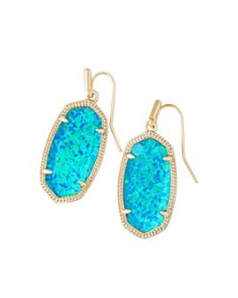 Kendra Scott - Dani Kyocera Opal Drop Earrings