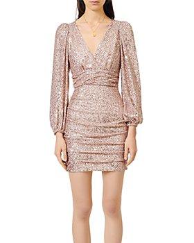 Maje - Ripaillette Sequin Mini Dress