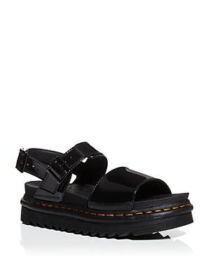 Dr. Martens Women\\\'s Voss Slingback Platform Sandals