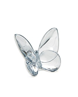 Baccarat - Silver Papillon Butterfly