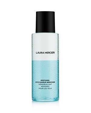 What It Is: A gentle eye makeup remover that effectively removes eye makeup. What It\\\'S For: All skin types What It Does: This bi-phase formula combines a water-based cleanser with gentle yet potent oils. It instantly and effectively removes eye makeup, including waterproof eye makeup. The formula is infused with cornflower, which is known to refresh and calm skin around the eyes. Free Of. Parabens, sulfates, fragrance, talc How To Use It: Shake to activate the bi-phase formula. Saturate a cotton
