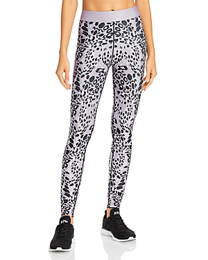 Cor designed by Ultracor Leopard & Star Print Leggings