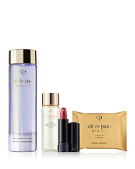 Clé de Peau Beauté - Essential Refining Essence Gift Set ($159 value) - 100% Exclusive