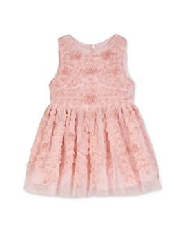 Pippa & Julie - Girls' Rosette Dress - Baby