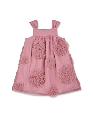 Pippa & Julie Girls' Soutache Swing Dress - Baby
