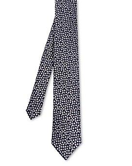 Ted Baker - Floral Silk Jacquard Skinny Tie