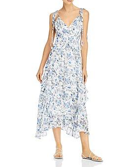 Rebecca Taylor - Esmee Ruffled Midi Dress