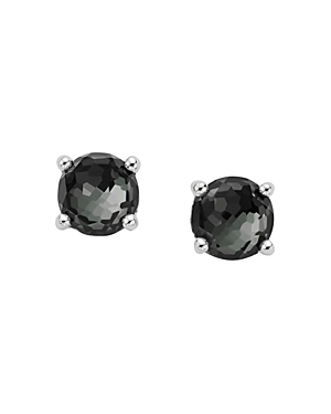 Ippolita Sterling Silver Rock Candy Hematite Doublet Stud Earrings-Jewelry & Accessories