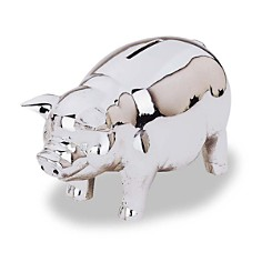 "Reed & Barton ""Classic"" Piggy Bank - Bloomingdale's_0"