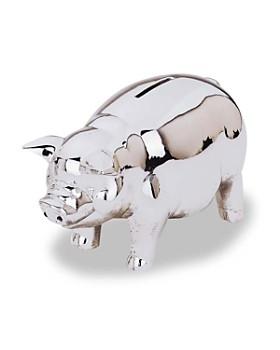 Reed & Barton - Classic Piggy Bank