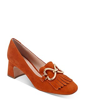 kate spade new york - Women's Yarrow Fringe Pumps