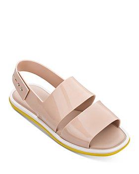 Melissa - Women's Carbon Sandals