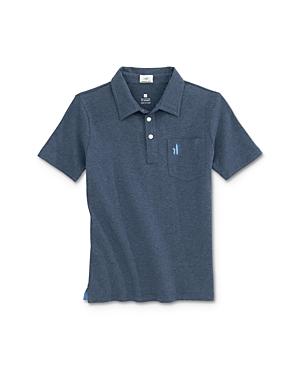 Johnnie-o Boys\\\' Three-Button Polo Shirt - Little Kid, Big Kid-Kids