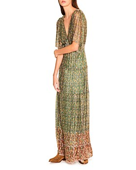 ba&sh - Perla Backless Maxi Dress