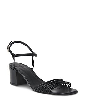 Whistles - Women's Hana Multi-Strap Mid-Heel Sandals