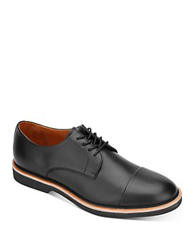 Gentle Souls by Kenneth Cole - Men's Greyson Buck Leather Oxford Dress Shoes