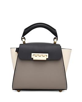 ZAC Zac Posen - Eartha Mini Colorblock Leather Crossbody Bag