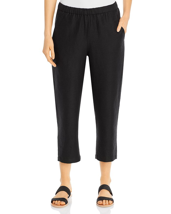 Eileen Fisher - Pull-On Ankle Pants