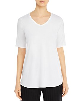 Eileen Fisher Petites - Petites V-Neck Tunic